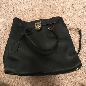 Authentic Michael Kors Hamilton Purse